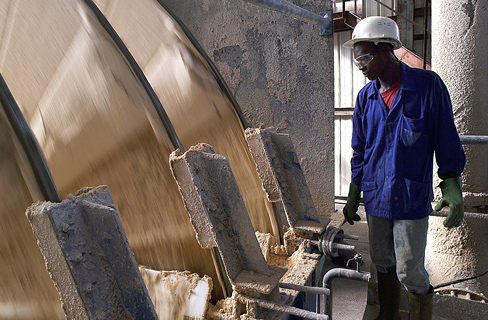 Mining and Refining – Employment & Education